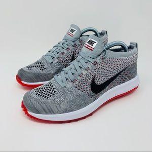 Women's Nike Flyknit Racer G Golf Shoes